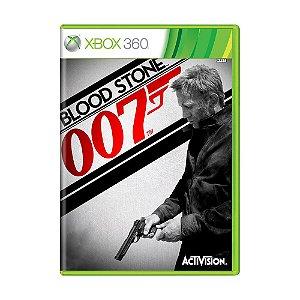 Jogo 007 Blood Stone - Xbox 360