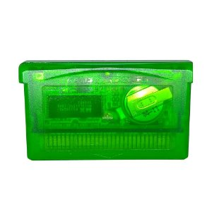 Jogo Pokémon Emerald Version - GBA Game Boy Advance
