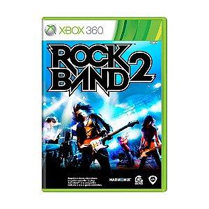 Jogo Rock Band 2 - Xbox 360