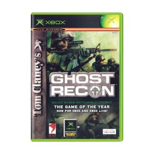 Jogo  Tom Clancy's Ghost Recon - Xbox