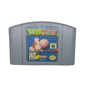 Jogo Yoshi Story - N64