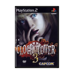 Jogo Clock Tower 3 - PS2