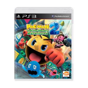 Jogo Pac-Man e as Aventuras Fantasmagóricas 2 - PS3