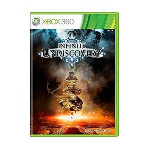 Jogo Infinite Undiscovery - Xbox 360