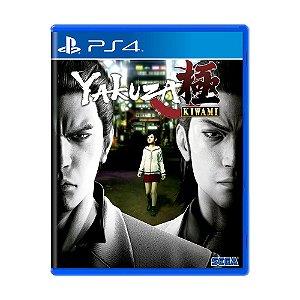 Jogo Yakuza Kiwami - PS4