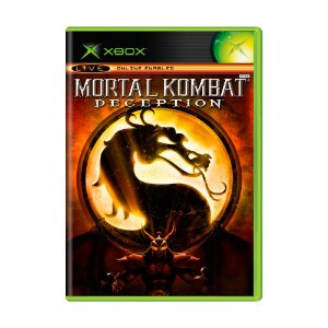 Jogo Mortal Kombat: Deception - Xbox