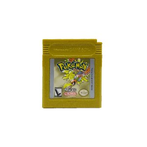 Jogo Pokémon Gold Version - GBC