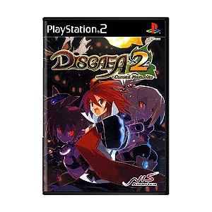 Jogo Disgaea 2: Cursed Memories - PS2