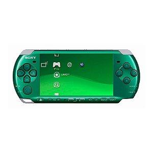 Console PSP PlayStation Portátil 3001 Verde - Sony
