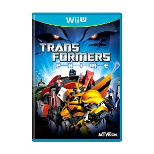 Jogo Transformers Prime: The Game - Wii U