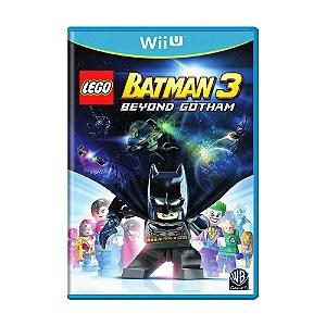 Jogo LEGO Batman 3: Beyond Gotham - Wii U