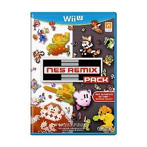 Jogo NES Remix Pack - Wii U