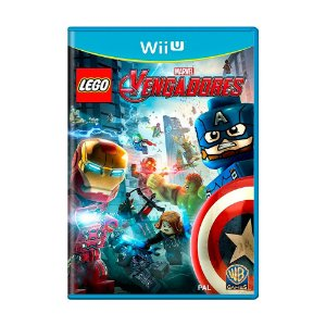 Jogo LEGO Marvel Avengers - Wii U