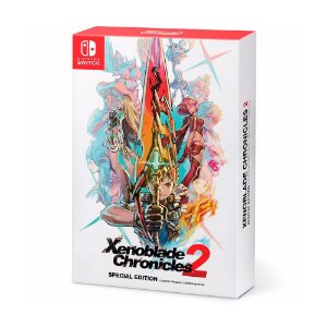 Jogo Xenoblade Chronicles 2 (Special Edition) - Switch