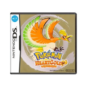 Jogo Pokémon Heart Gold Version - DS