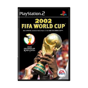 Jogo Fifa World Cup 2002 - PS2
