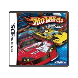 Jogo Hot Wheels: Beat That! - DS