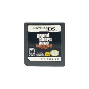 Jogo Grand Theft Auto: Chinatown Wars - DS