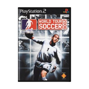 Jogo World Tour Soccer 06 - PS2