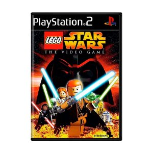 Jogo Lego Star Wars: The Video Game - PS2