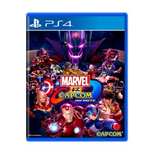 Jogo Marvel Vs. Capcom: Infinite - PS4