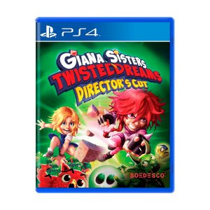 Jogo Giana Sisters: Twisted Dreams (Director's Cut) - PS4