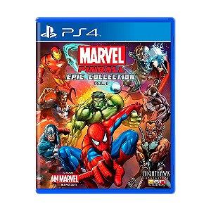 Jogo Marvel Pinball Epic Collection Vol. 1 - PS4