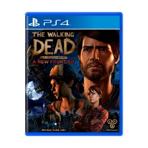 Jogo The Walking Dead a New Frontier - PS4