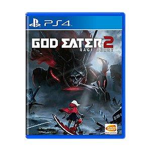 Jogo God Eater 2: Rage Burst - PS4