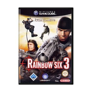 Jogo Tom Clancy's Rainbow Six 3 - GC - Game Cube