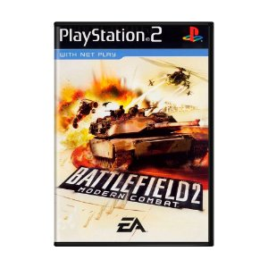 Jogo Battlefield 2: Modern Combat - PS2