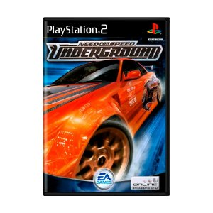 Jogo Need for Speed Underground - PS2