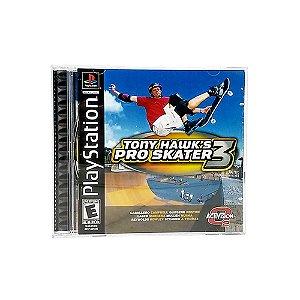 Jogo Tony Hawk's Pro Skater 3 - PS1