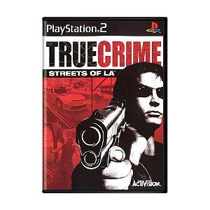 Jogo True Crime: Streets of LA - PS2