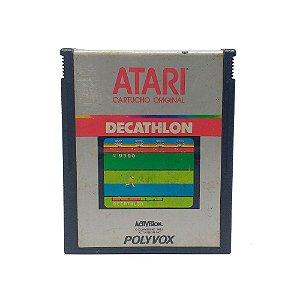Jogo Decathlon - Atari