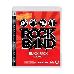 Jogo Rock Band: Track Pack 2 - PS3