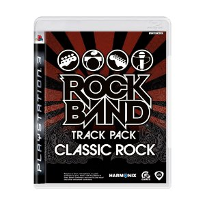 Jogo Rock Band: Classic Rock - PS3
