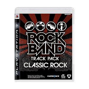 Jogo Rock Band: Classic Rock - PS3