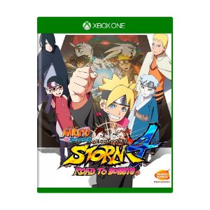 Jogo Naruto Ultimate Ninja Storm 4: Road to Boruto - Xbox One