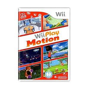 Jogo Wii Play Motion - Wii