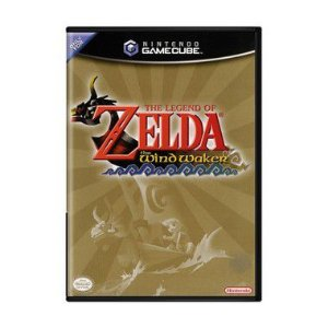 Jogo The Legend of Zelda: The Wind Waker - GC - GameCube