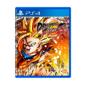 Jogo Dragon Ball FighterZ - PS4
