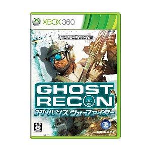Jogo Tom Clancy's Ghost Recon: Advanced Warfighter - Xbox 360 (Japonês)