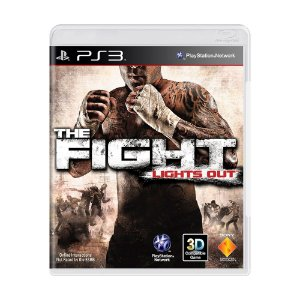 Jogo The Fight Lights Out - PS3