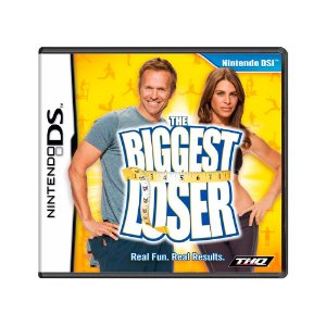 Jogo The Biggest Loser - DS