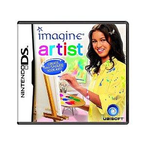 Jogo Imagine Artist - DS
