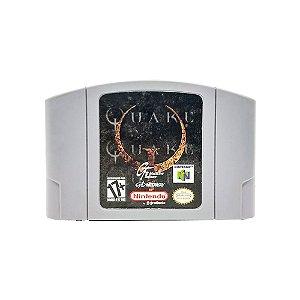 Jogo Quake - N64