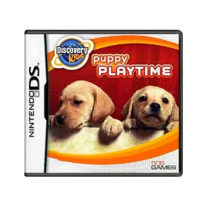 Jogo Puppy Playtime - DS