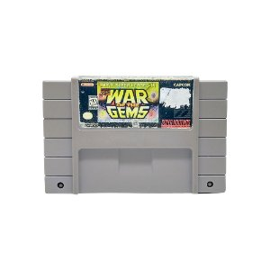 Jogo Marvel War of The Gems - SNES