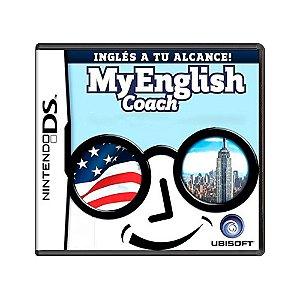 Jogo My English Coach - DS